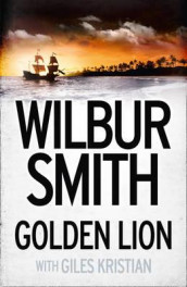 Golden lion av Wilbur Smith (Innbundet)