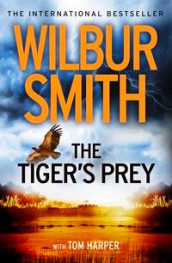 The tiger's prey av Tom Harper og Wilbur Smith (Heftet)