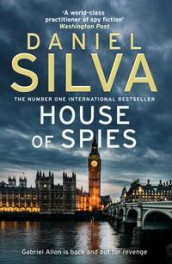 House of spies av Daniel Silva (Heftet)