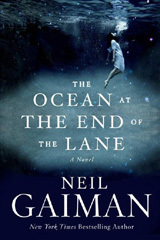 The ocean at the end of the lane av Neil Gaiman (Heftet)