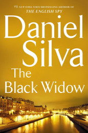 The black widow av Daniel Silva (Heftet)
