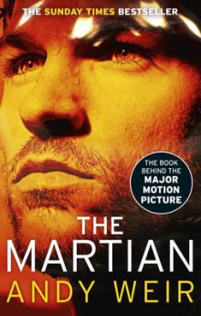 The martian av Andy Weir (Heftet)