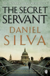 The secret servant av Daniel Silva (Heftet)