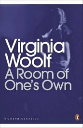 A room of one's own av Virginia Woolf (Heftet)