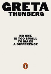 No one is too small to make a difference av Greta Thunberg (Heftet)
