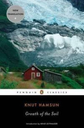 Growth of the soil av Knut Hamsun (Heftet)