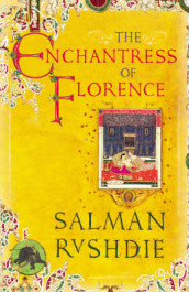 The enchantress of Florence av Salman Rushdie (Innbundet)