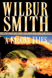 A falcon flies av Wilbur Smith (Heftet)