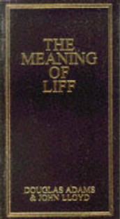 The meaning of Liff av Douglas Adams og John Lloyd (Heftet)
