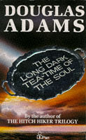 The long dark tea-time of the soul av Douglas Adams (Heftet)