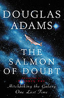 The salmon of doubt av Douglas Adams (Heftet)