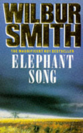 Elephant song av Wilbur A. Smith (Heftet)