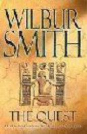 The quest av Wilbur Smith (Heftet)