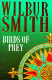 Birds of prey av Wilbur A. Smith (Innbundet)