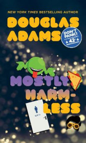Mostly harmless av Douglas Adams (Heftet)