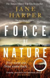 Force of nature av Jane Harper (Heftet)