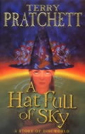 A hat full of sky av Terry Pratchett (Innbundet)