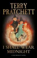 I shall wear midnight av Terry Pratchett (Innbundet)