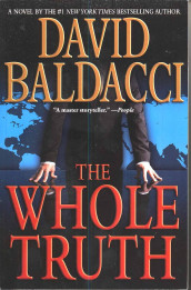 The whole truth av David Baldacci (Heftet)