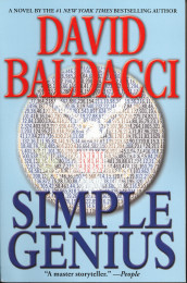Simple genius av David Baldacci (Heftet)
