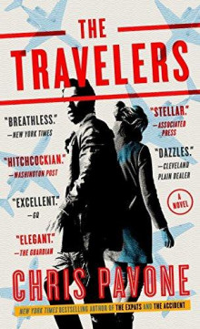 The travelers av Chris Pavone (Heftet)
