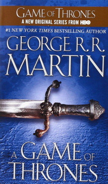 A game of thrones av George R.R. Martin (Heftet)