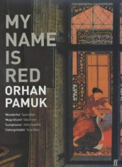 My name is red av Orhan Pamuk (Innbundet)