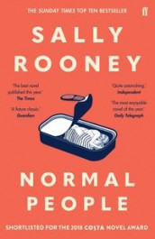 Normal people av Sally Rooney (Heftet)