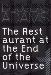 The restaurant at the end of the universe av Douglas Adams (Innbundet)