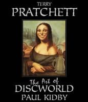 The art of Discworld av Terry Pratchett (Innbundet)