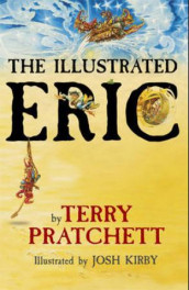 The illustrated Eric av Terry Pratchett (Innbundet)