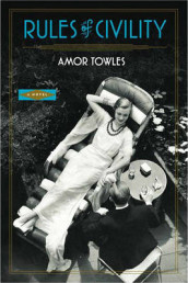 Rules of civility av Amor Towles (Innbundet)