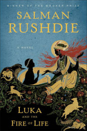 Luka and the fire of life av Salman Rushdie (Innbundet)