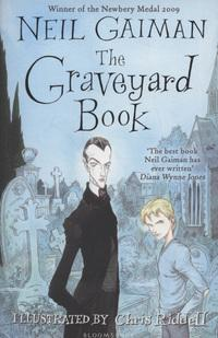 The graveyard book av Neil Gaiman (Heftet)