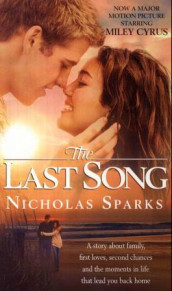The last song av Nicholas Sparks (Heftet)