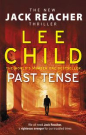 Past tense av Lee Child (Heftet)