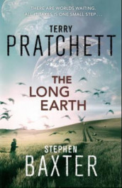 The long earth av Terry Pratchett (Heftet)