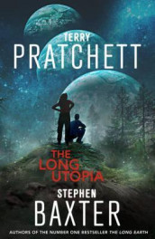 The long utopia av Cathy Baxter og Terry Pratchett (Heftet)