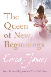 The queen of new beginnings av Erica James (Heftet)