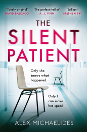 The silent patient av Alex Michaelides (Heftet)