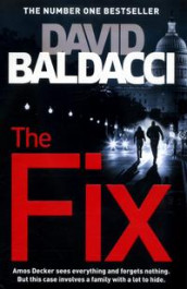 The fix av David Baldacci (Heftet)