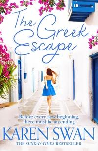 The greek escape av Karen Swan (Heftet)