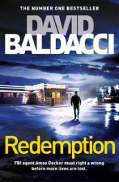Redemption av David Baldacci (Heftet)