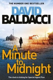 A minute to midnight av David Baldacci (Heftet)