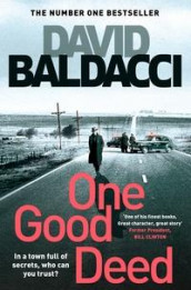 One good deed av David Baldacci (Heftet)
