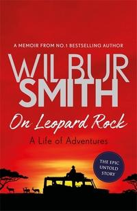 On Leopard Rock av Wilbur Smith (Innbundet)