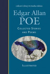 Collected stories and poems av Edgar Allan Poe (Innbundet)