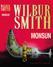 Monsun av Wilbur Smith (Innbundet)