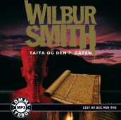 Taita og den 7. gåten av Wilbur Smith (Lydbok MP3-CD)