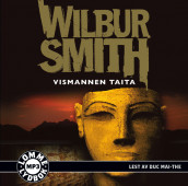 Vismannen Taita av Wilbur Smith (Lydbok MP3-CD)